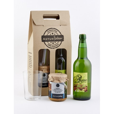 Pack ASTURsabor Sidra Natural