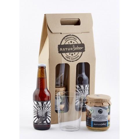 Pack ASTURsabor Cerveza